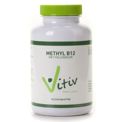Vitiv Vitamin B12-Methyl