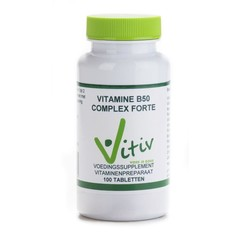 Vitiv Vitamin B50-Komplex