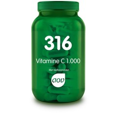 AOV 316 Vitamin C 1000 mg Bioflavonoide 50 mg