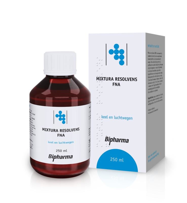 Bipharma Bipharma Mixtura Resolvens FNA 250 ml