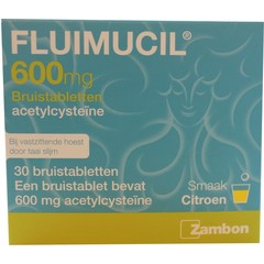 Fluimucil Fluimucil 600 mg 30 Brausetabletten