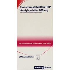 Healthypharm Acetylcysteine 600 mg HTP 30 Brausetabletten