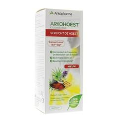 Arkohoest Kräutersirup mit Honig gessst 140 ml