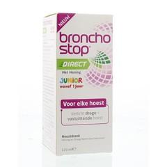 Bronchostop Direct Honig junior 120 ml