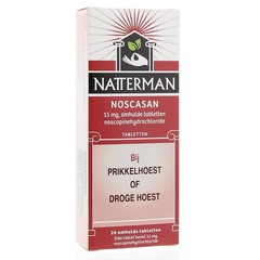 Natterman Noscasan 20 Tabletten