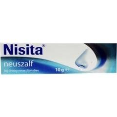 Nisita Nasensalbe 10 Gramm