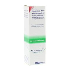 Healthypharm Nasenspray Xylometazol 1,0% 10 ml