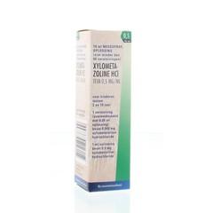 Teva Xylometazolin 0,5 mg Spray 10 ml