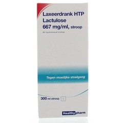 Healthypharm Laxated Getränk Lactulose 300 ml