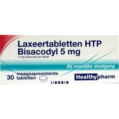 Healthypharm Laxeer Bisacodylum 5 mg 30 Tabletten