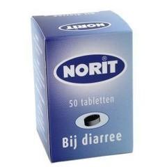 Norit Norit 125 mg 50 Tabletten