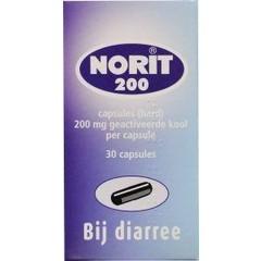 Norit Norit 200 mg 30 Kapseln.