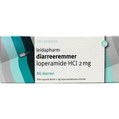 Leidapharm Loperamid 2 mg 10 Kapseln.