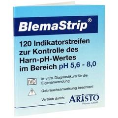 Holisan PH Messstreifen Blemastrip pH 5,6 - 8,0 120 Stück