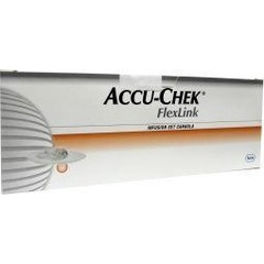 Accu Chek Flexlink BHC Nadel 8 mm 10 Stück