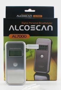 Alcoscan Alcoscan Alkoholtester AL7000 1 Stück
