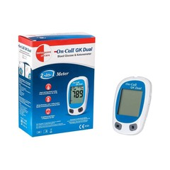 On Call Auf Abruf GD Dual Keton / Glukose Starter Kit 1 Stück