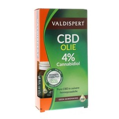 Valdispert CBD Oil 4% 10 ml