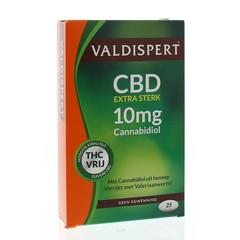 Valdispert Valdispert CBD 10 mg 25 Tabletten
