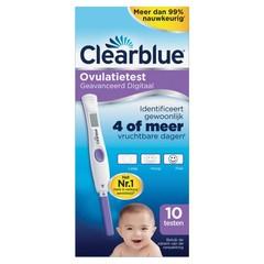 Clearblue Advance Ovulationstest 10 Stück