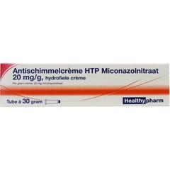 Healthypharm Miconazolnitrat 20 mg / g Creme 30 Gramm
