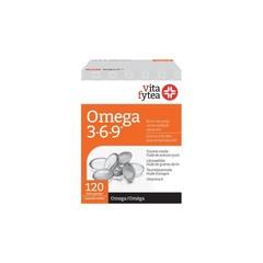 Vitafytea Omega 3 6 9 120 Kapseln.