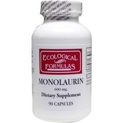 Ecological Form Ökologische Form Monolaurin 600 mg 90 Kapseln.