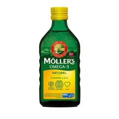 Mollers Omega-3 Natural 250 ml