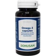 Bonusan Omega 3 60 Weichgele