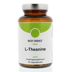 Best Choice Beste Wahl L Theanin 200 mg 30 Kapseln.