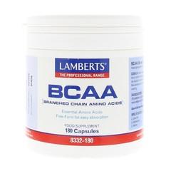 Lamberts BCAA Complex 180 Kapseln.
