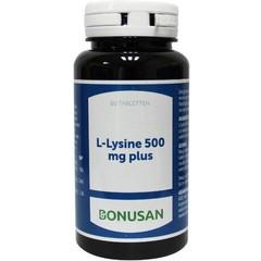Bonusan L-Lysin 500 mg 60 Tabletten