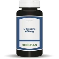 Bonusan L-Tyrosin 400 mg 60 Kapseln.