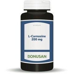 Bonusan L-Carnosin 200 mg 60 Kapseln.