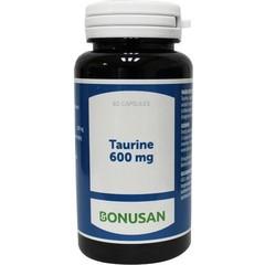 Bonusan Taurine 600 60 vcaps