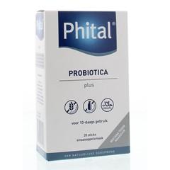 Phital Probiotics plus 20 Beutel