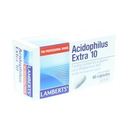 Lamberts Acidophilus Extra 10 60 vcaps