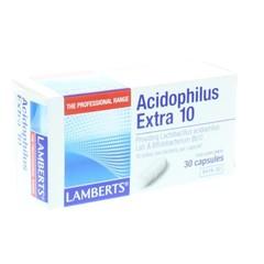 Lamberts Acidophilus Extra 10 30 vcaps