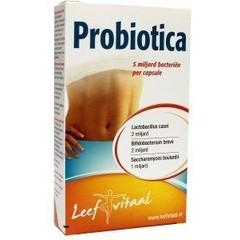 Leef Vitaal Live Vitaal Probiotics Darmbalance 30 Kapseln.
