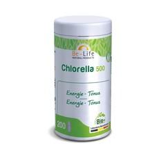 Be-Life Chlorella 500 bio 200 Tabletten