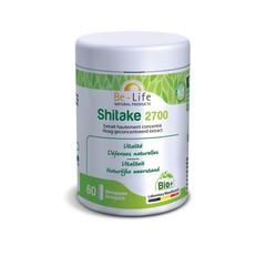 Be-Life Shitake 2700 Bio 60 Softgels