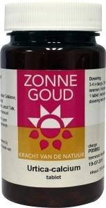 Zonnegoud Zonnegoud Sun Gold Urtica Kalzium 200 Tabletten