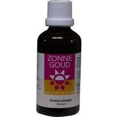 Zonnegoud Sonnengold Arnica simplex 50 ml