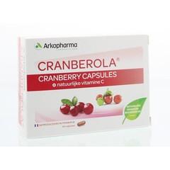 Cranberola Cranberry Mützen. 60 Kapseln.