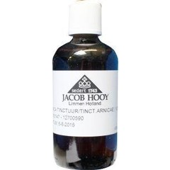 Jacob Hooy Arnica Tinktur 100 ml