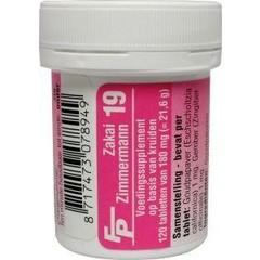 Medizimm Zakai 19 120 Tabletten