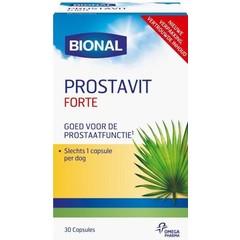 Bional Prostavit forte 30 Kapseln.
