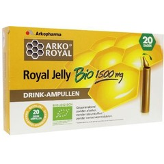 Arko Royal Gelée Royale 1500 mg 20 Ampullen