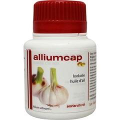 Soria Alliumcap Knoblauchöl 150 Kapseln