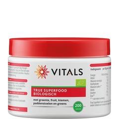 Vitals TrueSuperfood Bio 200 Gramm